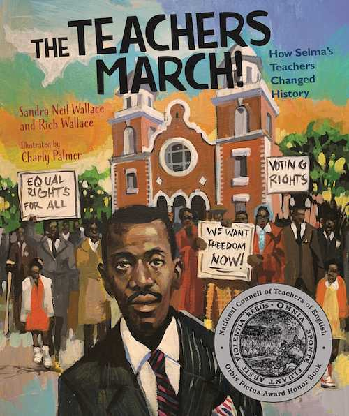 The Teachers March! Cover