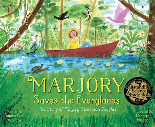 Marjory Saves the Everglades Cover